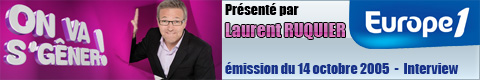 Emission radio on va se gêner